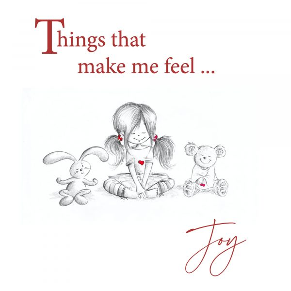 What Is Joy Illustrated Book - Sample Page 4 of What is Joy