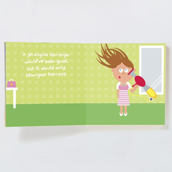 Aunt Gift Book with Socks - aunt spread 3 19697512911 o 1