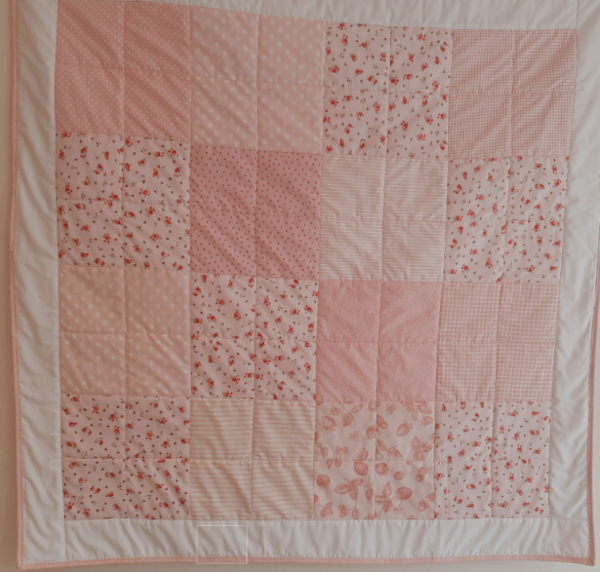 Cath Kidston Inspired Baby Quilt - cath kidston1
