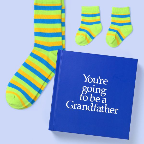 You're Going to be a Grandfather Gift