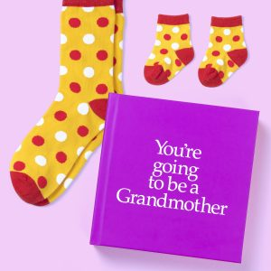 You're Going to be a Grandmother Gift