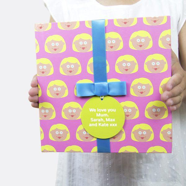 Mum Gift Book with Socks - mum lifestyle 20898603551 o
