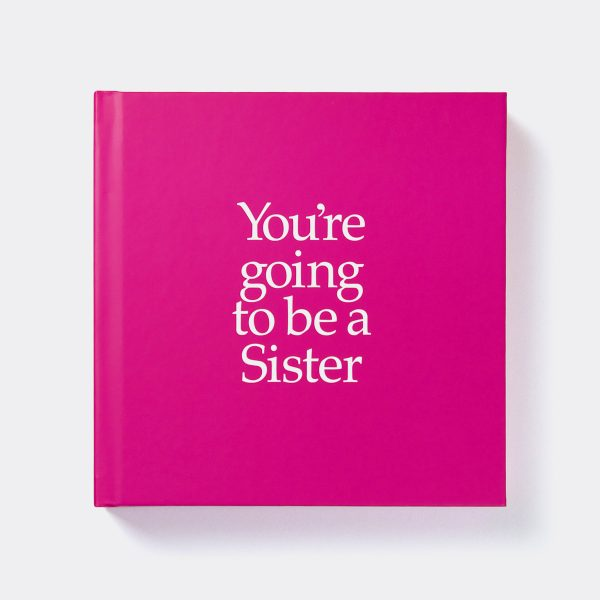 You're Going to be a Sister Gift - sis front on 19665624816 o