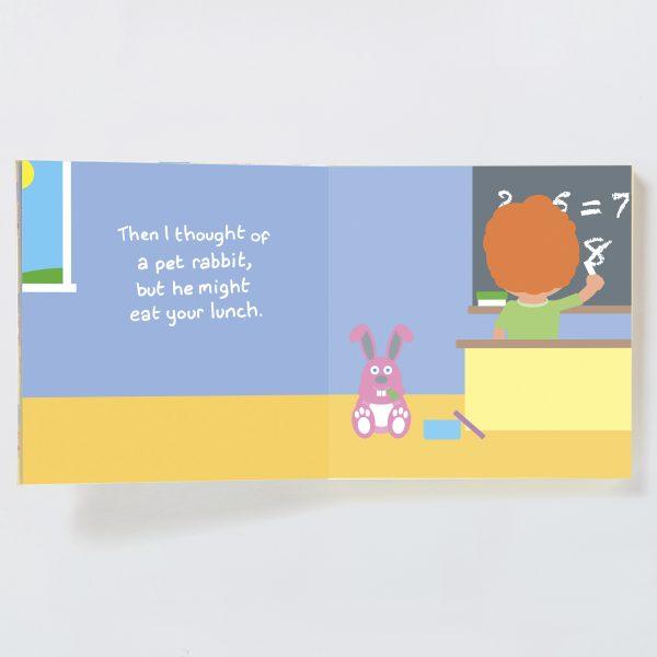 Teacher Gift Book with Socks - teacher male spread 2 19070418154 o 1