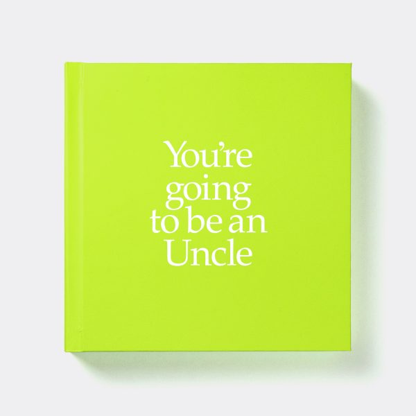 You're Going to be an Uncle Gift - uncle front on 19684628292 o