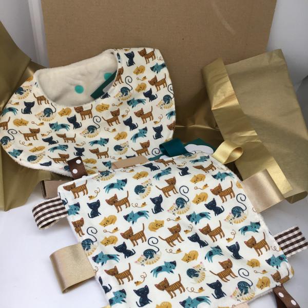 Baby Gift Set Cat