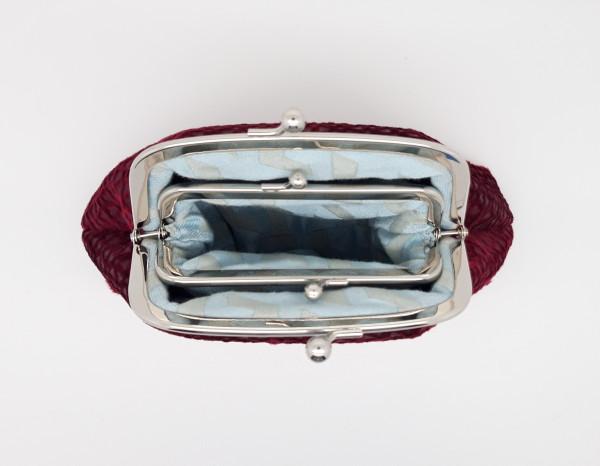 Blood Red Velvet Clutch Bag - 20210505 120618 scaled