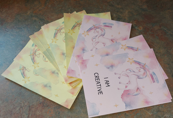 Unicorn Kids Affirmation Cards - 20210524 135303 scaled