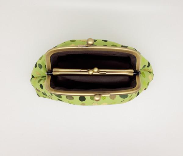 Green Polka Dot Clutch Bag - 20210528 182635 scaled
