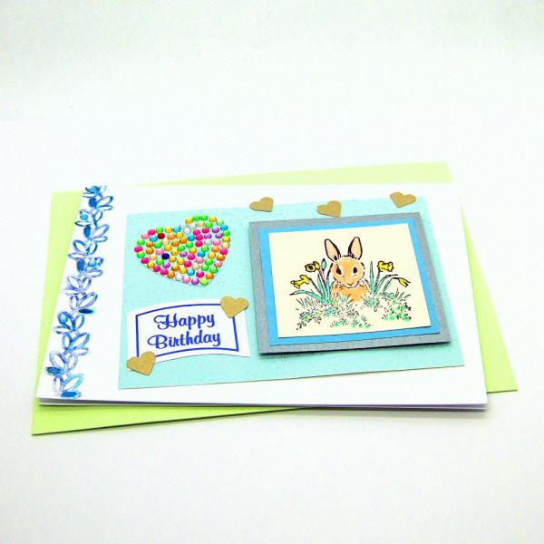 Handmade Birthday Card - 766 - 766b