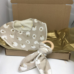 Baby Gift Set Sheep