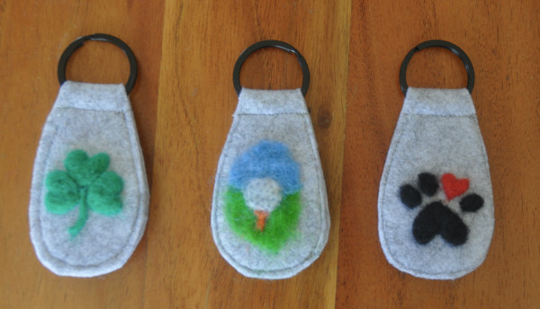 One-of-a-Kind Keyring Collection, Grey - DSC 0195 scaled