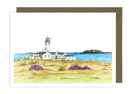 Fanad Lighthouse Card