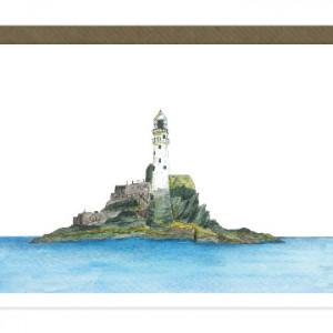 Fastnet Lighthouse Card