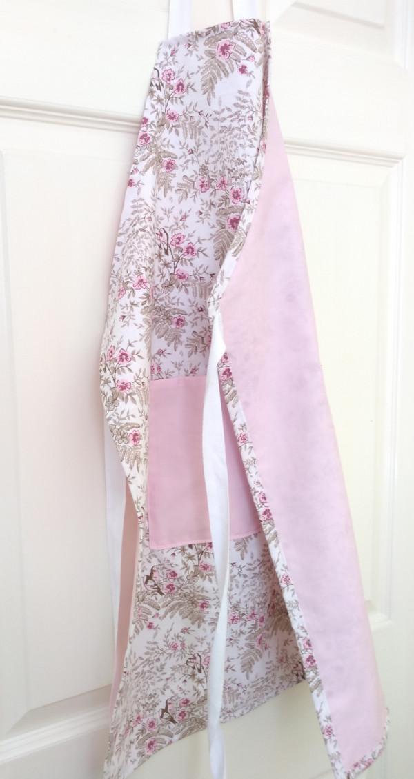Vintage Fabric Handmade Apron