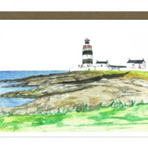 Hook Head Lighthouse Card