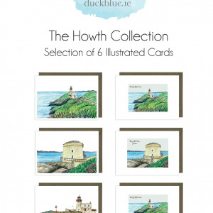 Howth Collection - 6 Cards
