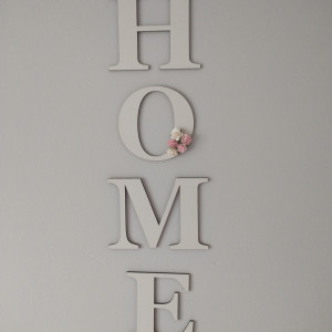 HOME Wall Letters (Small)
