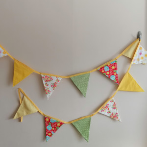 Bunting for Outdoors and Indoors