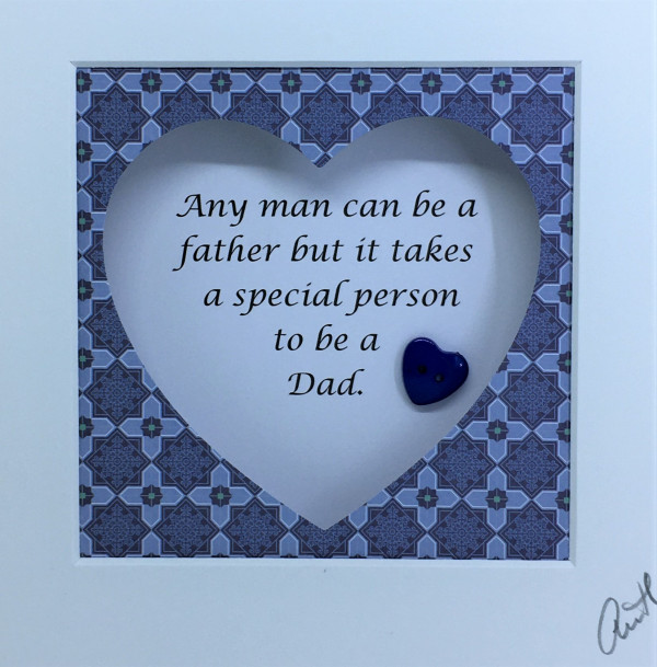For Dad Framed Pic - IMG 5406