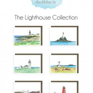 Lighthouse Collection - 6 Cards