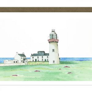 Loop Head Lighthouse Card