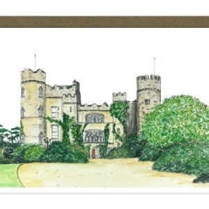 Malahide Castle Card