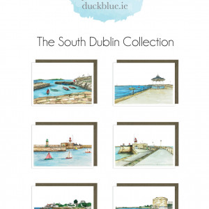 South Dublin Collection - 6 Cards
