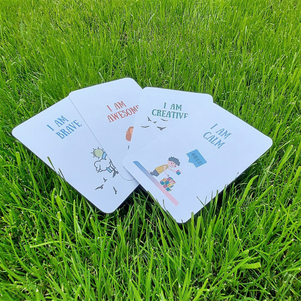 Kids Daily Affirmation Cards, Mix1 - 20210624 114833