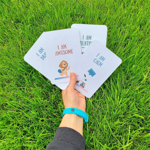 10 Kids Encouragement Cards