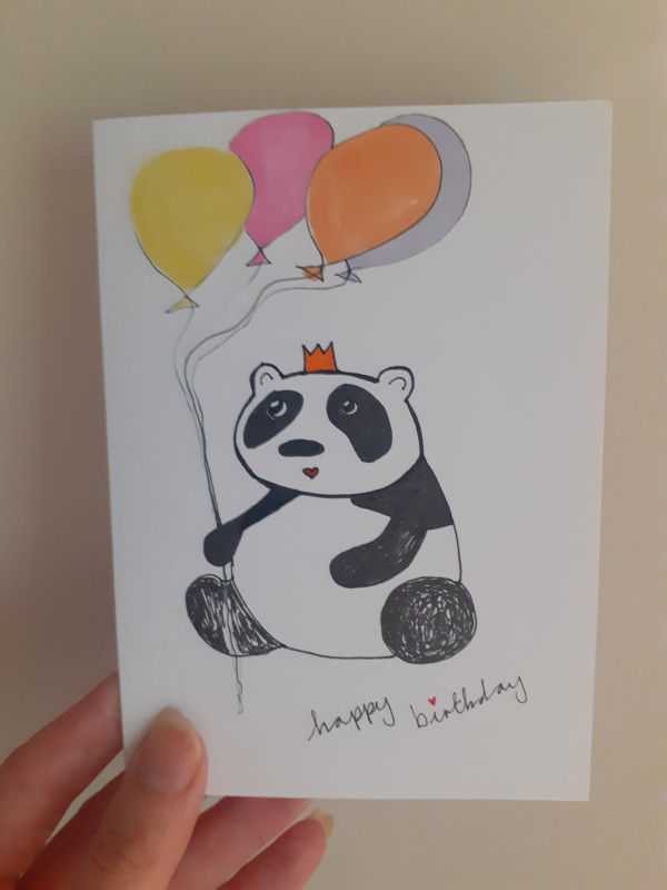 Panda Birthday Card - 20210629 094458 scaled