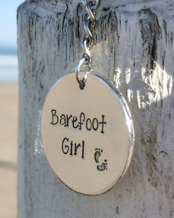 Barefoot Girl Keyring - IMG 20210402 135724 184 scaled
