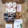 Petite Fleur Macramé DIY Kit DUO - Plant Hanger