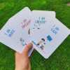 Daily Affirmation Cards for Boys 5-9years, 20 encouragement cards, - InShot 20210624 141734123
