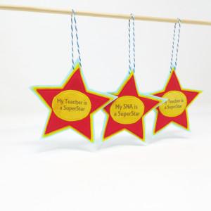 SuperStar Teacher Gift