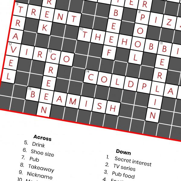elevencorners traditional crossword with clues