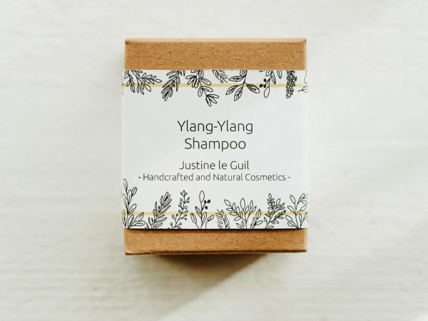Ylang Ylang Shampoo - Damaged Hair