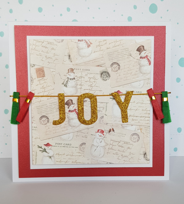 Customised Handmade Card - 20201125 110449