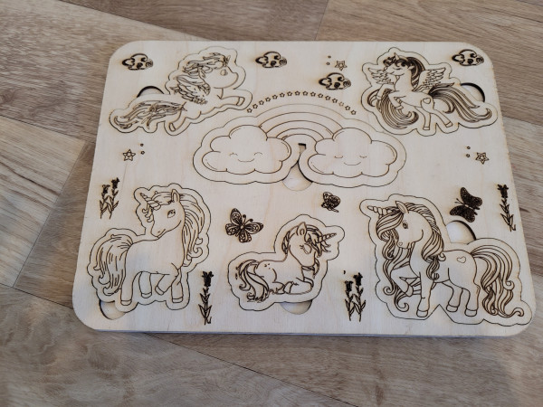Selection of Handmade Wooden Puzzles for Toddlers - 20210529 183057 scaled