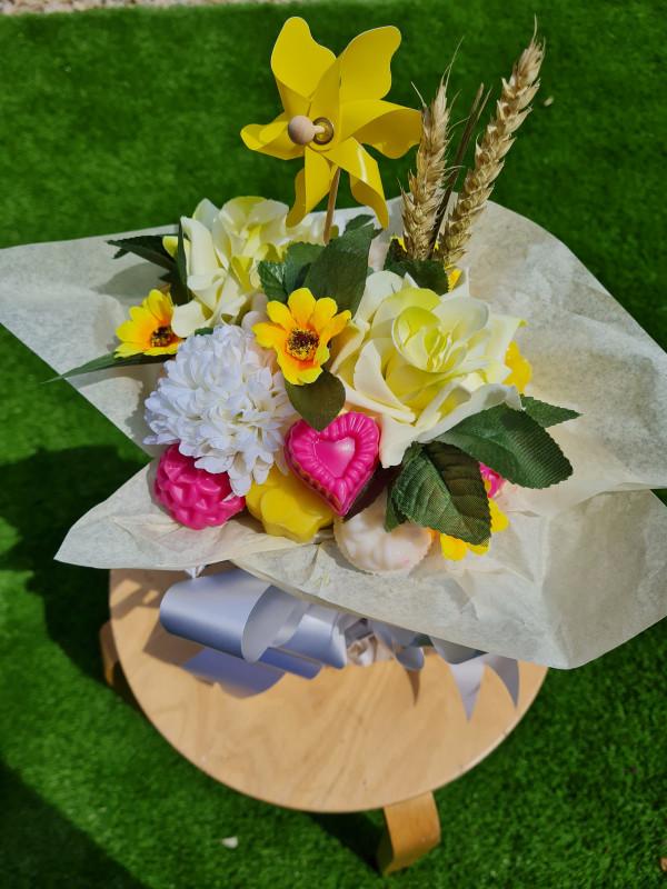 Waxy wonders waxy bouquet