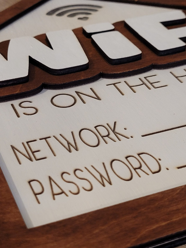 Wooden Wifi Network Sign - 20210727 174319 scaled