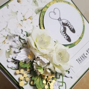 Customised Handmade Box Card