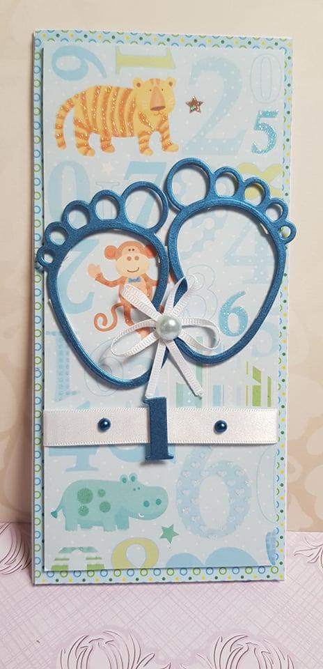 Customised Handmade Card - 213163308 360621375408188 457387429892243855 n