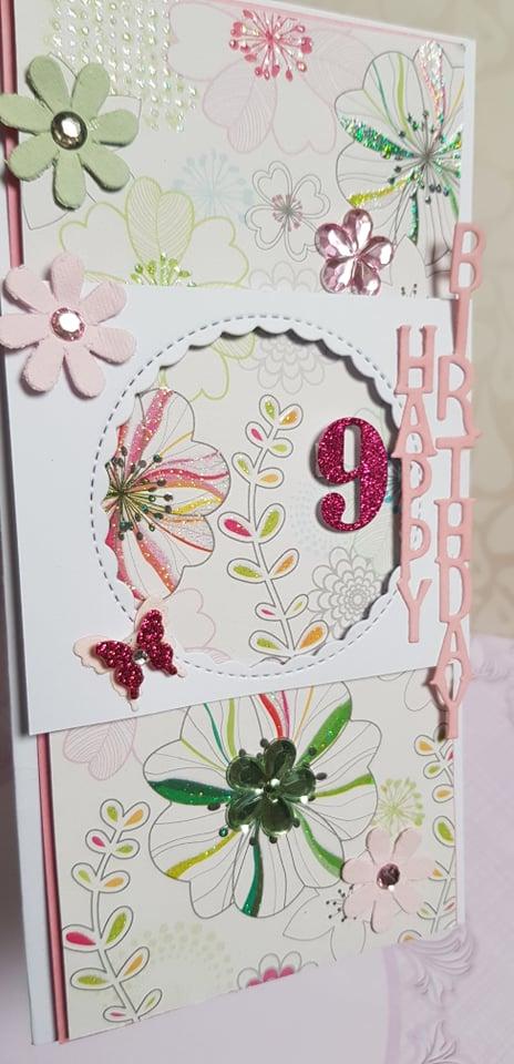 Customised Handmade Card - 213489340 585132549140677 5008718784721031921 n