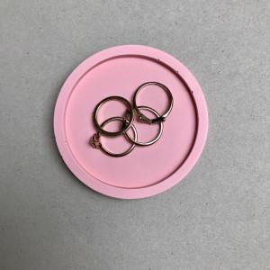 Pink Mini Trinket Tray