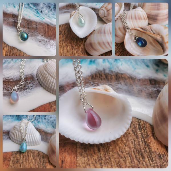 Mermaid Drop Necklace