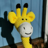 Giraffe Soft Toy - IMG 20210413 173218 0851623967837269