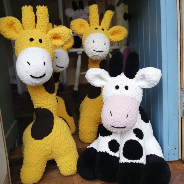 Cow Soft Toy Baby Gift - IMG 20210511 222834 5661623967837271