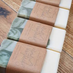 Natural Irish Vegan Citronella Soap