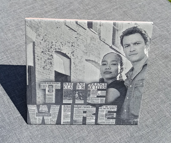 The Wire Poster Engraved On Ceramic Tile - IMG 20210718 1124352